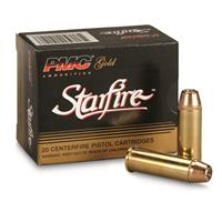 PMC Gold Starfire, .44 Mag., Starfire Hollow Point, 240 Grain, 20 Rounds