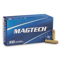 Magtech Revolver, .38 Special, FMJF, 130 Grain, 50 Rounds