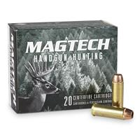 Magtech® Revolver, .44 Remington® Magnum, 200 Grain, SCHP, 20 rounds