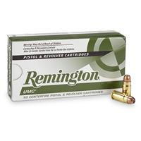 Remington UMC, .357 SIG, JHP, 125 grain, 50 rounds
