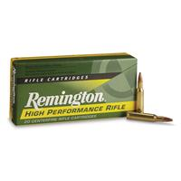 Remington, .222 Rem., PSP, 50 Grain, 20 Rounds