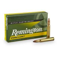 Remington® .30-06 Sprg.® 125 Grain PSP 20 Rounds