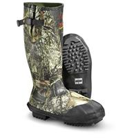 Men's Guide Gear(R) 2,000 gram Thinsulate(TM) Ultra Insulation Ankle-fit Rubber Boots, Mossy Oak(R)