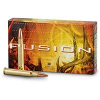 Federal® Fusion™ Rifle Ammunition