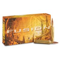 Federal Fusion, 7mm Remington Magnum, SPTZ BT, 175 Grain, 20 Rounds
