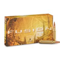 Federal Fusion, .308 Winchester, SPTZ BT, 180 Grain, 20 Rounds