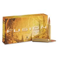 Federal Fusion, .300 Winchester Magnum, 150 Grain, 20 Rounds