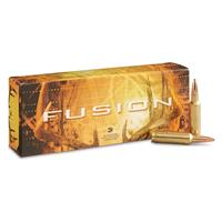 Federal Fusion, .300 Winchester Short Magnum, BT, 165 Grain, 20 Rounds