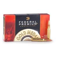 Federal Premium® Gold Medal® Match Bullets
