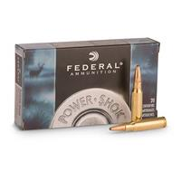 Federal® Power-Shok™ Hunting Ammunition