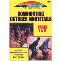 October Whitetails 1 & 2 DVD