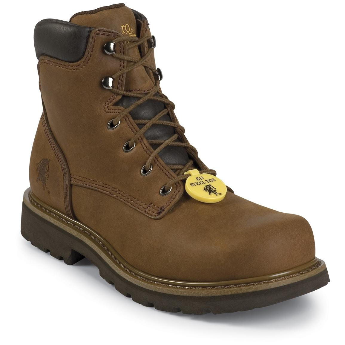 Men's Chippewa® Steel Toe Work Boots