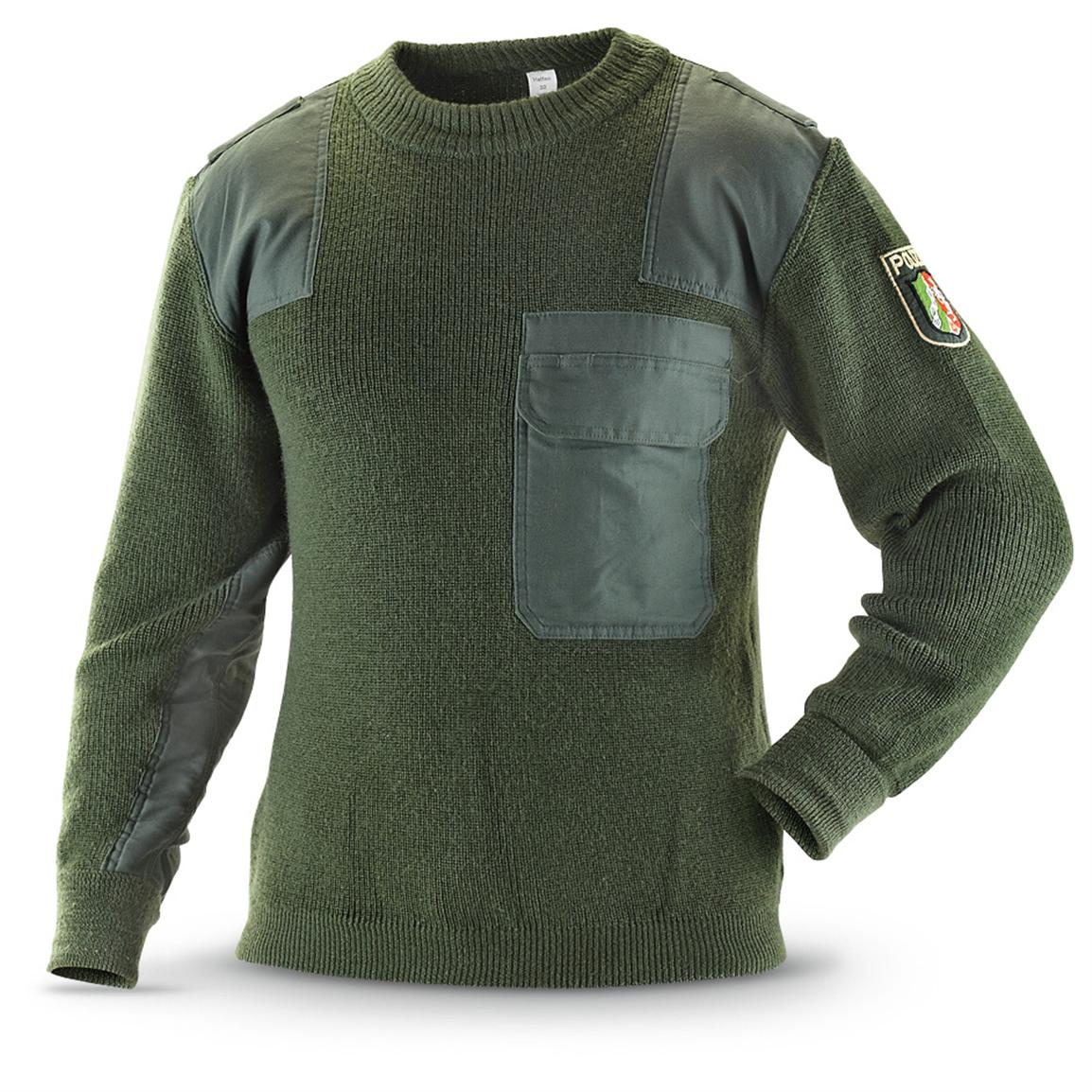 Specsignal German Police Commando Sweater New, Size: Smal...