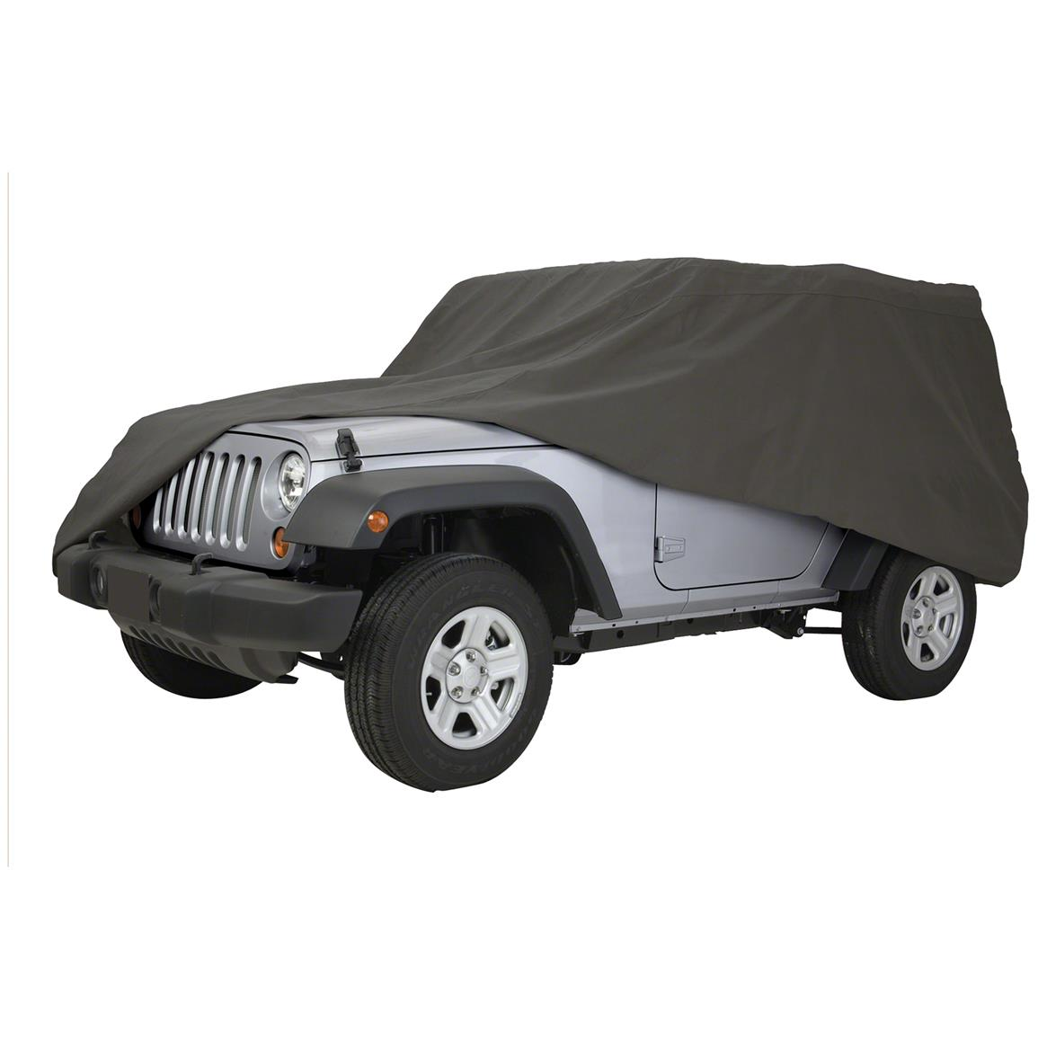 Classic PolyPro III Jeep Cover