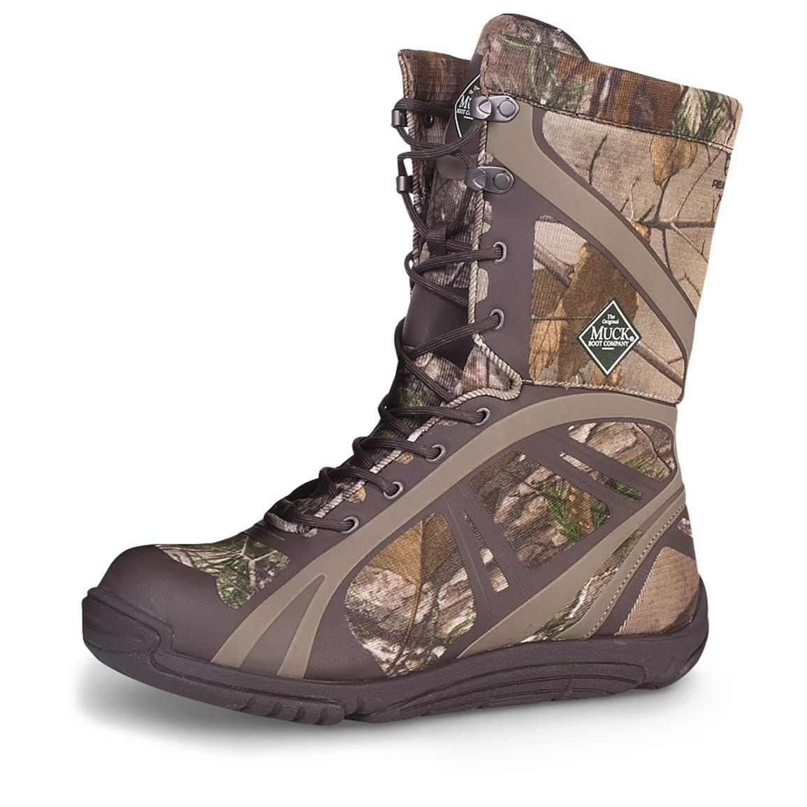 Muck Boot Muck Men's Pursuit Shadow Mid Hunting Boots, 10...