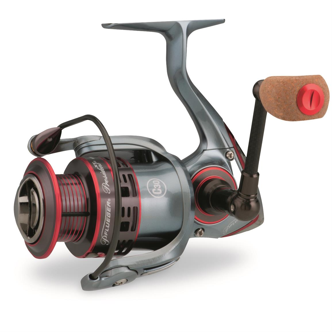 Eagle claw domination spinning reel
