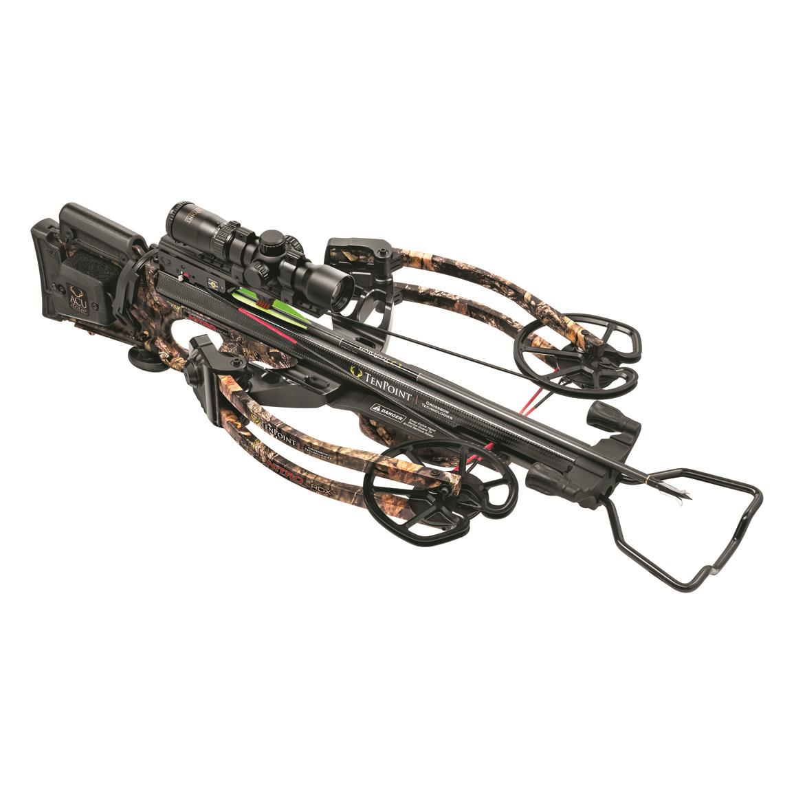 Ten Point TenPoint Carbon Phantom RCX Crossbow Package