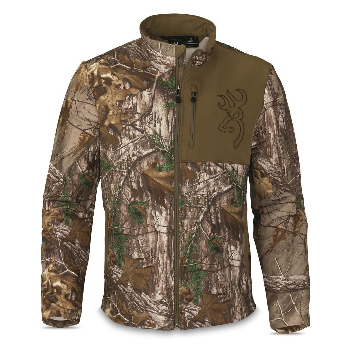 Browning Men's Hell's Canyon Mercury Hunting Jacket, Size...