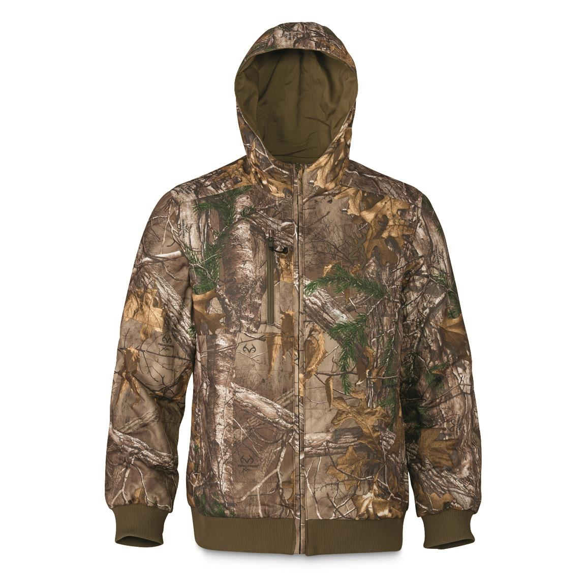Browning Men's Hell's Canyon Contact Reversible Jacket, S...