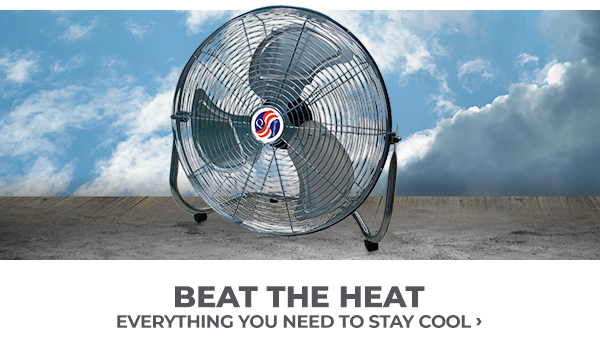 Beat The Hear, Everything You Need To Stay Cool.