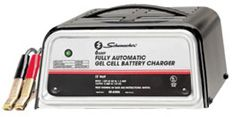 10 Amp, 12 Volt Automatic / Manual Battery Charger