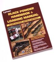 Lyman 2nd Edition Black Powder Handbook