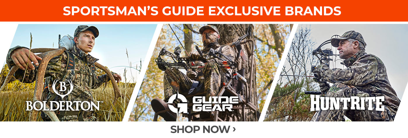 Sportsman's Guide Exclusive Brands - Shop Now