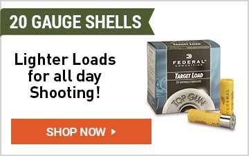 Shop 20 Gauge Ammo