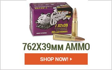 Shop 7.62x39mm Ammo