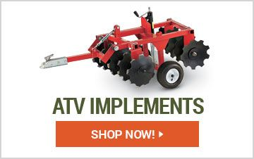 Shop ATV & UTV Implements