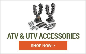 Shop ATV / UTV Accessories