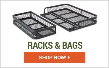 Shop ATV Racks & Bags