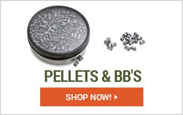 Shop Pellets & BB's