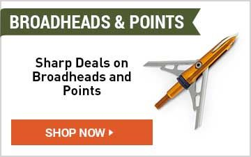 Shop Broadheads & Points