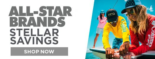 All Star Savings on Clothing & Footwear