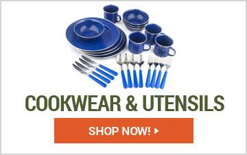 Shop Camping Cookwear & Utensils