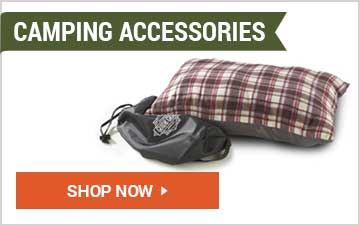 Shop Camping Accessories