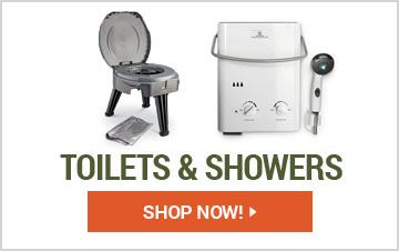 Shop Portable Toilets & Showers