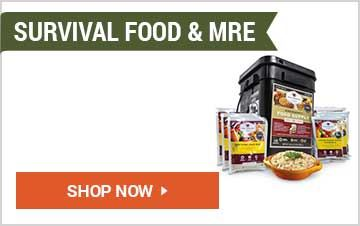 Shop Survival Food & MRE