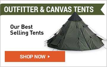 Outfitter & Canvas Tents