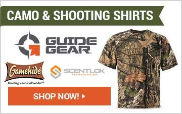 Shop Men's Camo Hunting Shirts