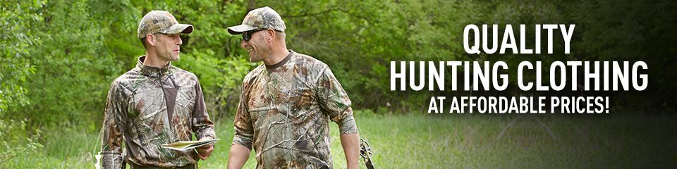 Men's Hiunting Clothing