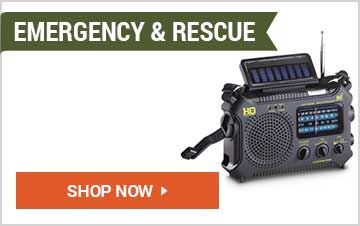 Shop Emergency & Rescue