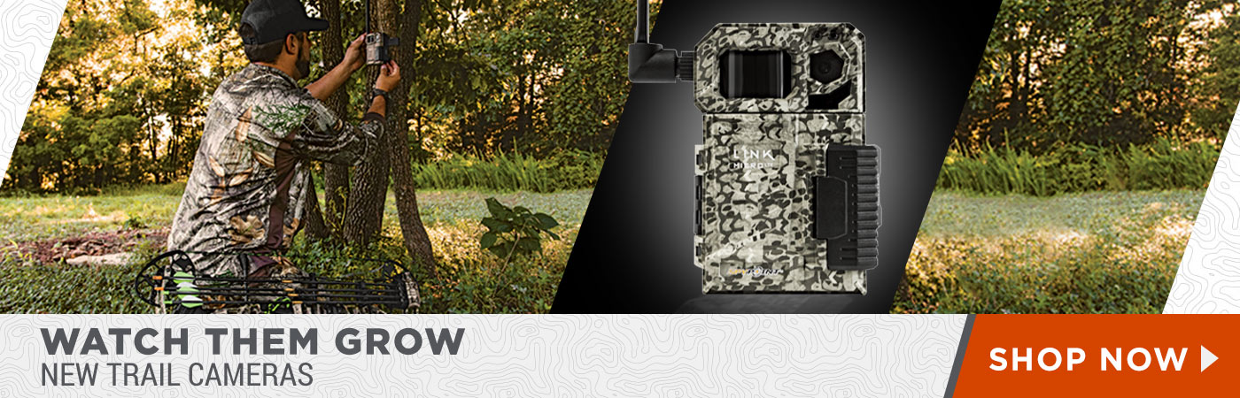 New Trail Cameras - Shop Now