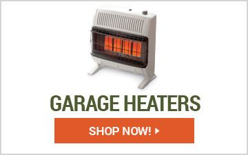 Shop Garage Heaters