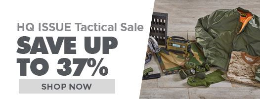 HQ Issue Tactical Clothing Save up to 37%