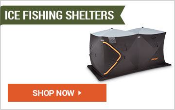 Shop Ice Fishing Shelters & Sleds