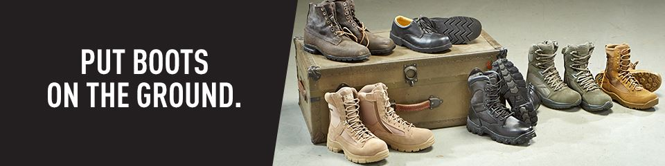cd248fe90556 Military Boots   Shoes