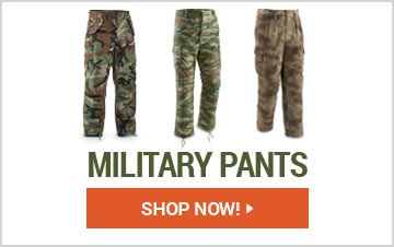 4807f2bf2d36f Military   Army Surplus Clothing