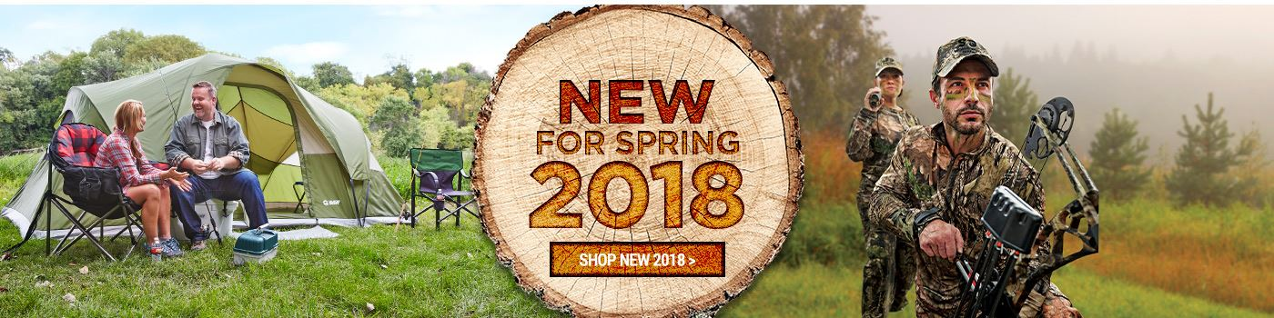 New For Spring 2018